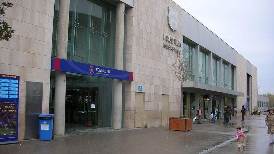 Museo del FC Barcelona – Camp Nou Tour Experience