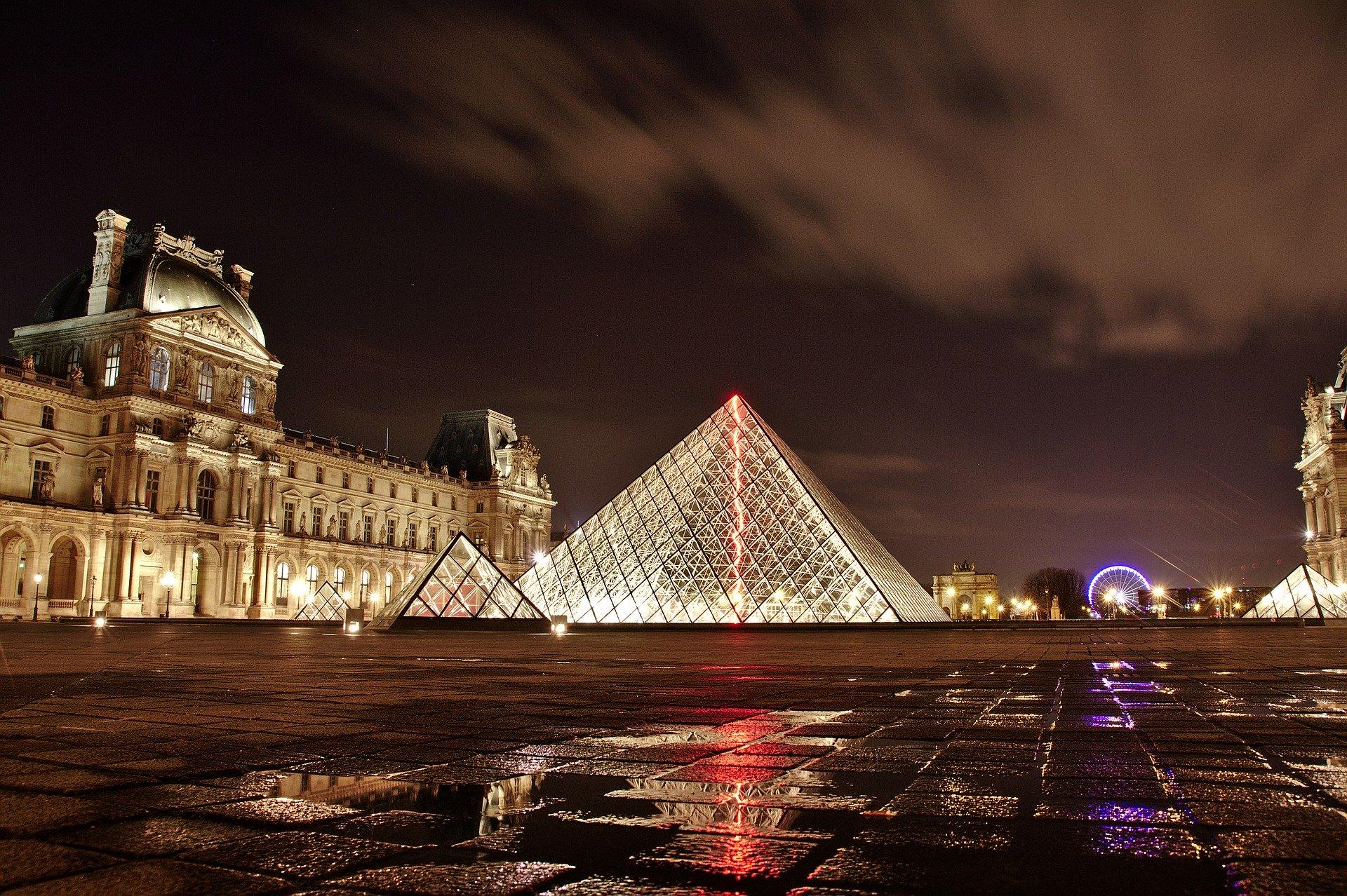 El museo Louvre rompe record con Beyonce y Jay-Z