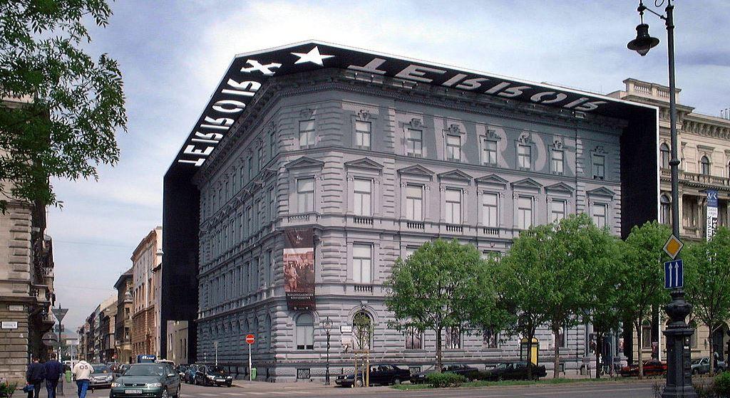 Museo del terror en Budapest