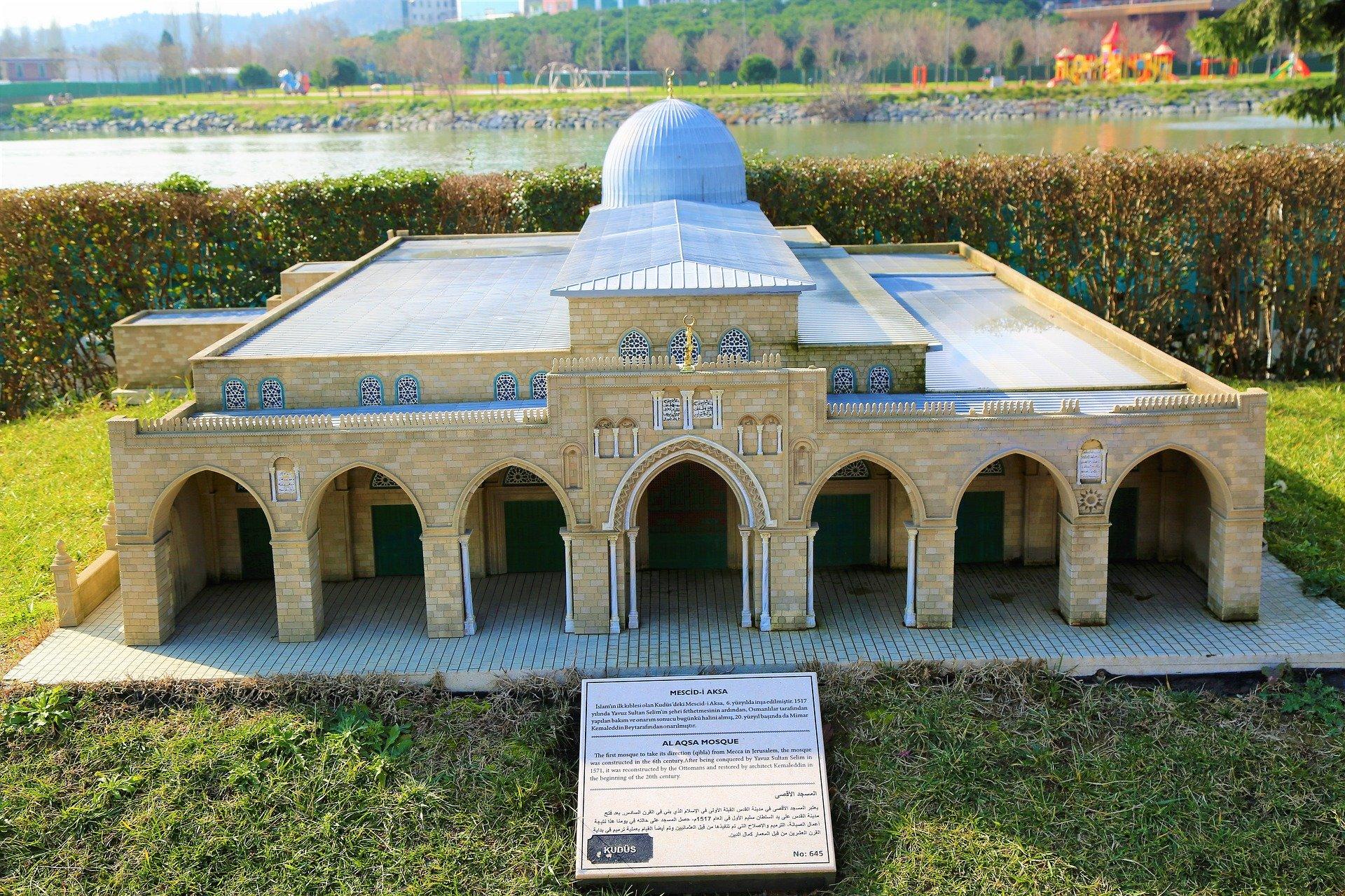 Famosos museos en miniatura de objetos arquitectónicos y ciudades